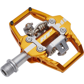 HT Enduro Race T1 Pedals orange